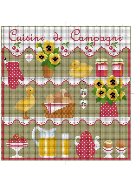 This is a miniature cross stitch chart / cross stitch pattern, but may also be used for: crochet, knitting motifs, knotting, loom beading, Perler beading, weaving and tapestry design, pixel art, micro macrame, friendship bracelets, and anything involving the use of a charted pattern.
