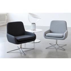 Photo of Relax armchair Farso | cream | Dimensions (cm): W: 85 H: 114 D: 92 Upholstered furniture> Armchairs> Swivel armchair »Höffn