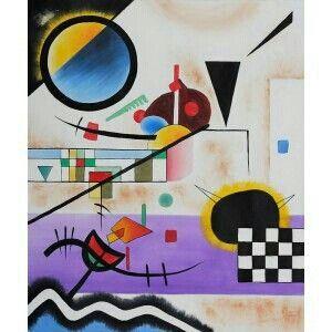 Kandinsky een van mijn lievelingskunstenaars
