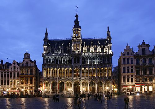 Brussels. A city just like you, has that je ne sais quoi. Besides, they speak french, right?