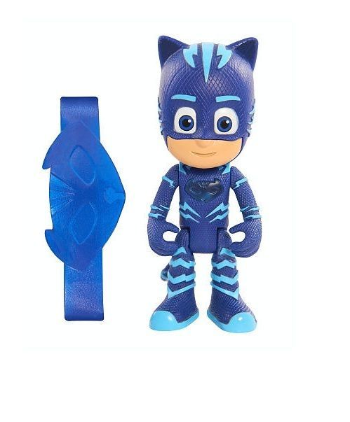 PJ Masks Catboy Light Up Figure Hot Toys 3 Inch Amulet Bracelet New #PJmasks