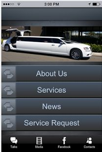 Limousine Hire Center - screenshot thumbnail