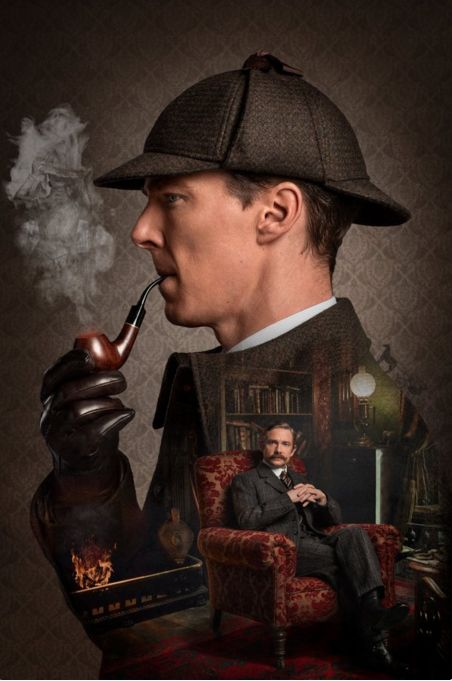 "Sherlock: The Abominable Bride - it was a weird show for me, but I absolutely loved that they went ""old school"" Sherlock."