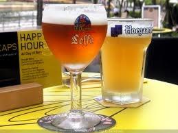 my favourite belgium beers