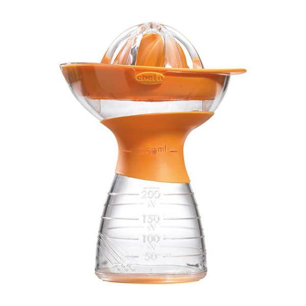 Chef'N Juicester 2 in 1 Citrus Juicer Strainer Reamer Orange Fruit Hand Juicer | eBay