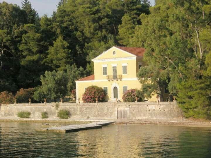 Aristotelis Valaoritis' home