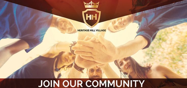 Community of Tranquility Heritage Hill Village - Heritage Hill Village http://heritagehillvillage.life/