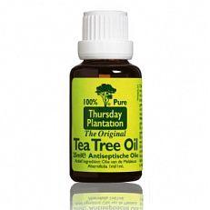 bacterie- en schimmeldodend - in water oplosbaar Thursday Plantation 100% Pure Tea Tree Olie