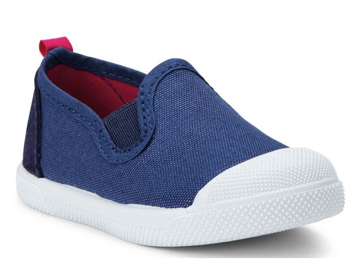 Slip on azul - Marca Mayoral
