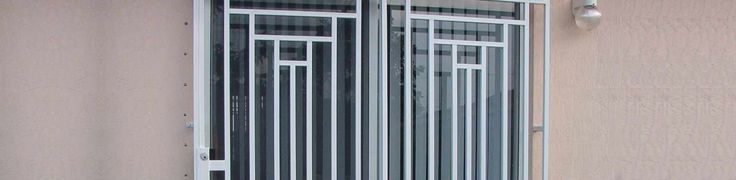 Door Window Security Bars