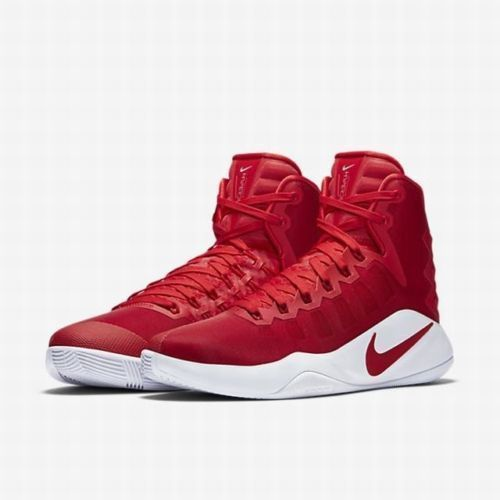 new style ec744 1c01c Nike Hyperdunk 2016 TB Mens Basketball Shoes 13 University Red White 844368  662 in 2019   Nike Basketball   Sneakers nike, Shoes, Nike basketball