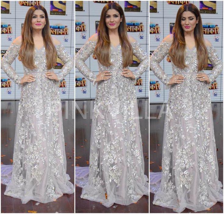 Celebrity Style,manish malhotra,raveena tandon,Surina Kakkar,Sabse Bada Kalakar