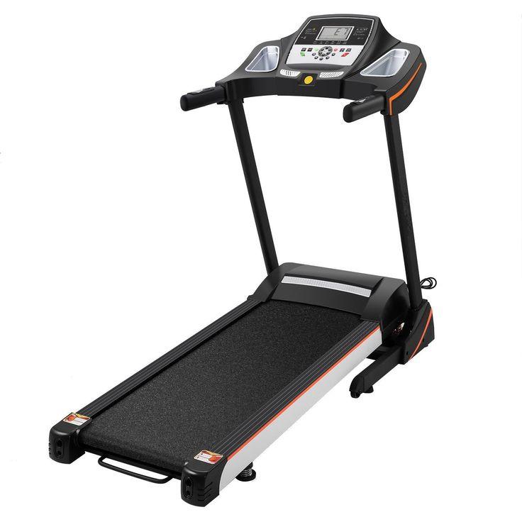 Lantusi folding power electric treadmill walking and
