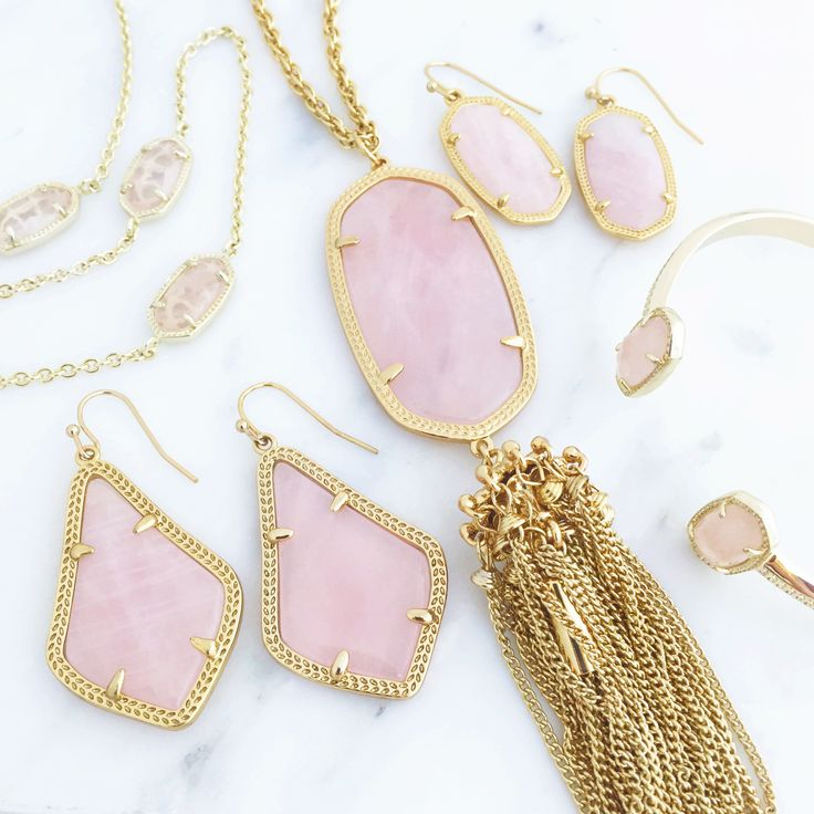 Rose Quartz never goes out of style. A perfect neutral to add a touch of femininity to any outfit.