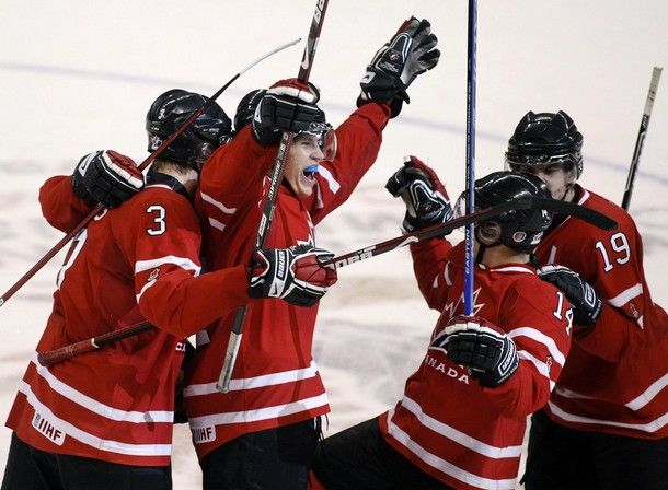 Canada Has No College Hockey Players for 3rd Consecutive year at WJC - http://thehockeywriters.com/canada-has-no-college-hockey-players-for-3rd-consecutive-year-at-wjc/