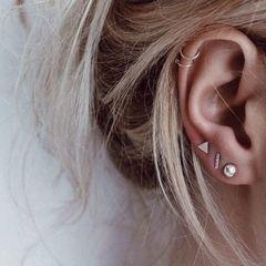 De mooiste minimalistische oorbellen  - FashionCo.