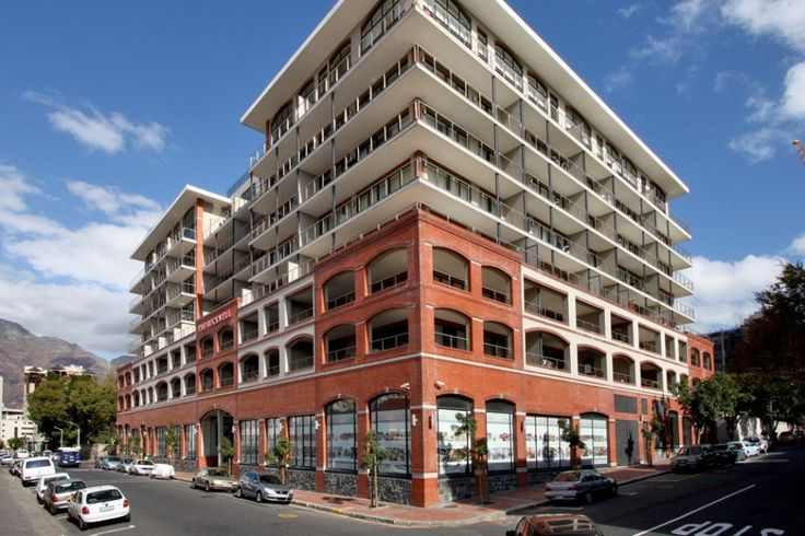 The Rockwell - Furnished apartments in De Waterkant, Cape Town