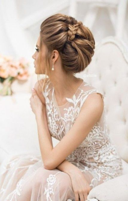 Wedding Hairstyles Straight To Get 28+ Ideas