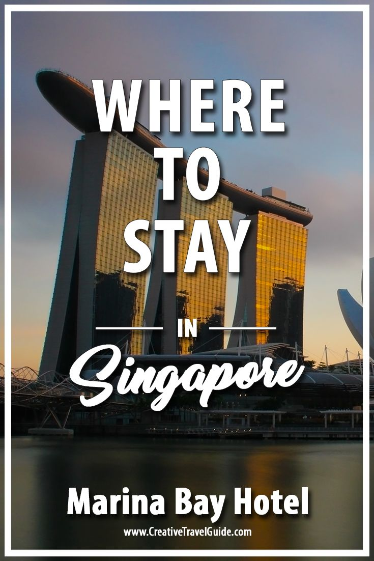 Fast becoming the iconic building of Singapore, the Marina Bay Sands is a luxurious, modern and exciting hotel that draws in thousands of guests and tourists each year.