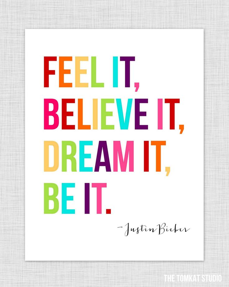 Free printable art print inspired by Justin Bieber via @The TomKat Studio. Yes, I shamelessly have Bieber Fever!
