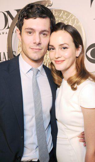 Frischgebackene Eltern: Leighton Meester und ihr Ehemann Adam Brody nannten ihr erstes gemeinsames Kind Arlo Day Brody