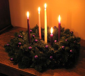 Advent Devotional Guide: Preparing for the Coming of Christ- the best Advent guide I've found so far! This will be the one we use.