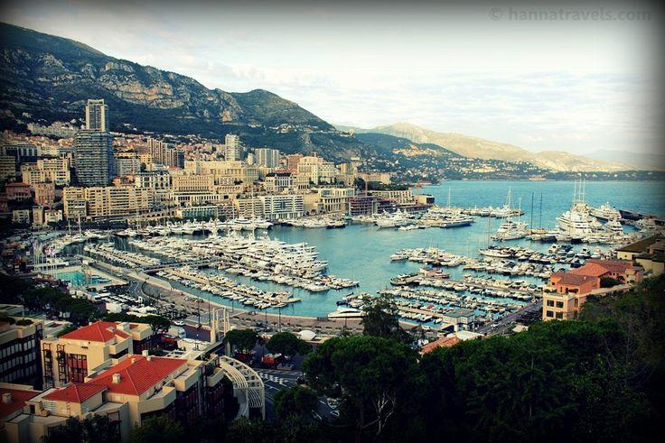 Monaco: Where Porsche is for the poor