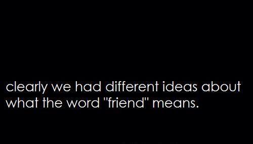 'Friend'