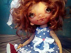 К празднику 8 марта хочу подарить девочку из моего магазина http://www.livemaster.ru/item/13766143-kukly-igrushki-lelka-tekstilnaya-kukla ) правила просты: 1. Быть или стать подписчиком моего магазинчика, чтобы Вы были в курсе новинок, акций, скидок магазина. 2. Разместить в своём блоге на ЯМ, в соц. сетях активную ссылку на 'конфетку' с фото. Сылка должна быть активной до конца розыгрыша. За каждую ссы…
