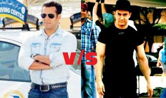 Clash of the Khans: Salman's 'Jai Ho' Vs Aamir's 'Dhoom 3'... http://www.buzzintown.com/bollywood-news--clash-the-khans-salmans-jai-ho-vs-aamirs-dhoom/id--8961.html #Bollywood #Salman #Aamir