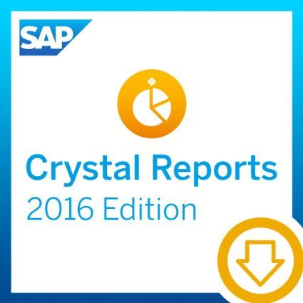 SAP Crystal Reports 2016, Full version [Download], 2016 Amazon Hot New Releases Business & Office  #Software