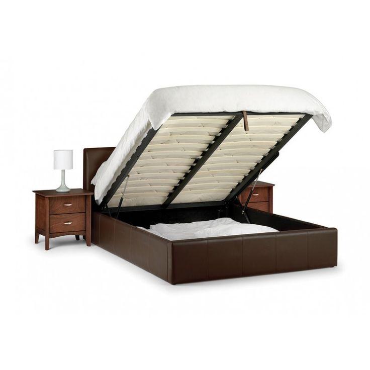 Mejores 90 imágenes de Leather Beds en Pinterest | Marco de la cama ...