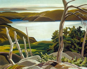 Franklin Carmichael...Group of Seven (org.) 1920