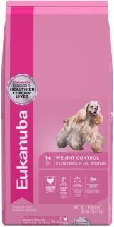 Eukanuba Weight Control Adult Dog 30# *Replaces 110090