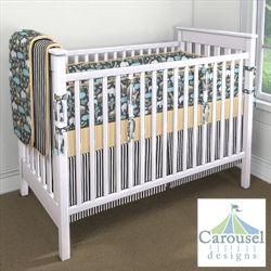custom baby bedding! i am in love!
