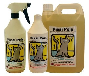 Pissi Pois spray