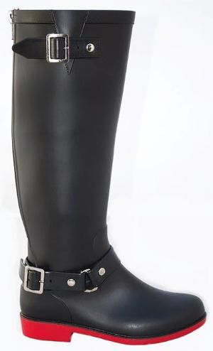 Cheaper Alternatives to Hunter Boots - Get the Look for Less!: Belted Equestrian Boots