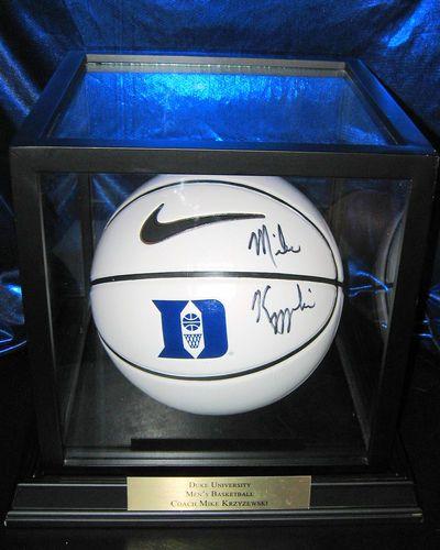 """Mike Krzyzewski Autographed Duke Basketball aka """"Coach K"""" Authentic! Free S/H   eBay"""