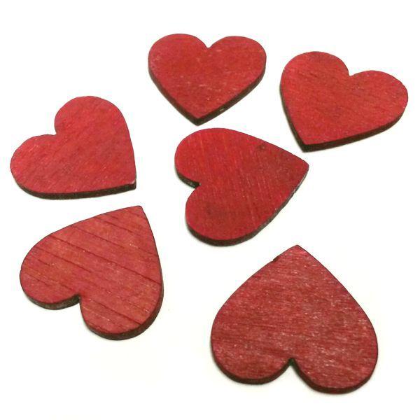 Holzherzen  Streuherzen   Rot   100 Stück   Sweetwedding   Hochzeitskarten,  Druck, Hochzeitsdekoration. Einladungskarten HochzeitZur ...