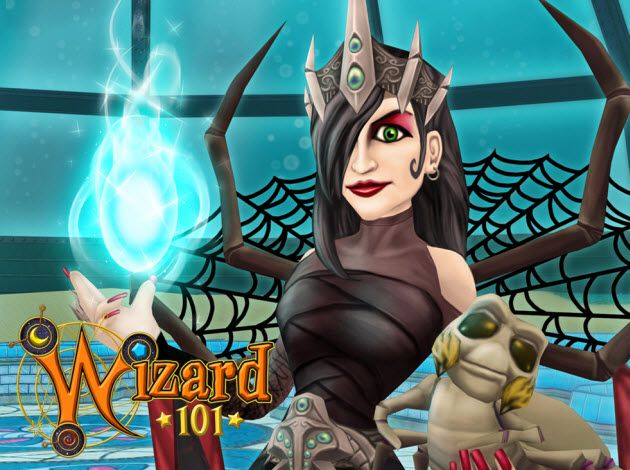 #Wizard101