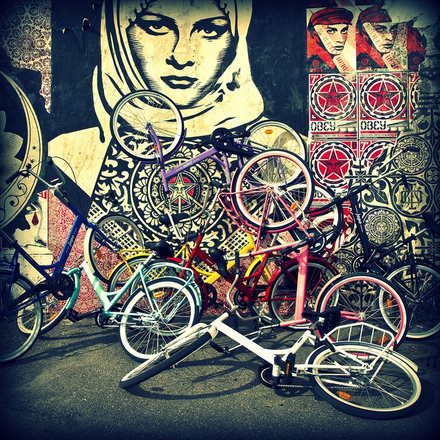 Jopo | Bicycles from Finland, via Flickr. Mikael Colville-Andersen
