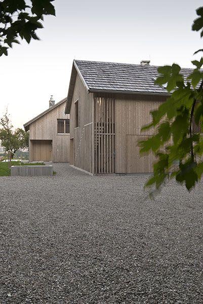 Genomtänkt och vackert, av LP Architektur, foto av Volker Wortmeyer –  trä, arkitektur