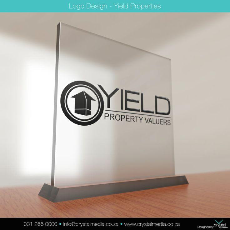 Logo Design - Yield Properties - Graphic design
