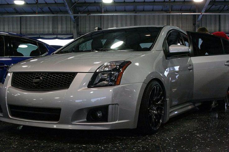 My 2012 Nissan Sentra At Ifo