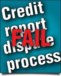 5 mistakes people make when disputing credit report errors