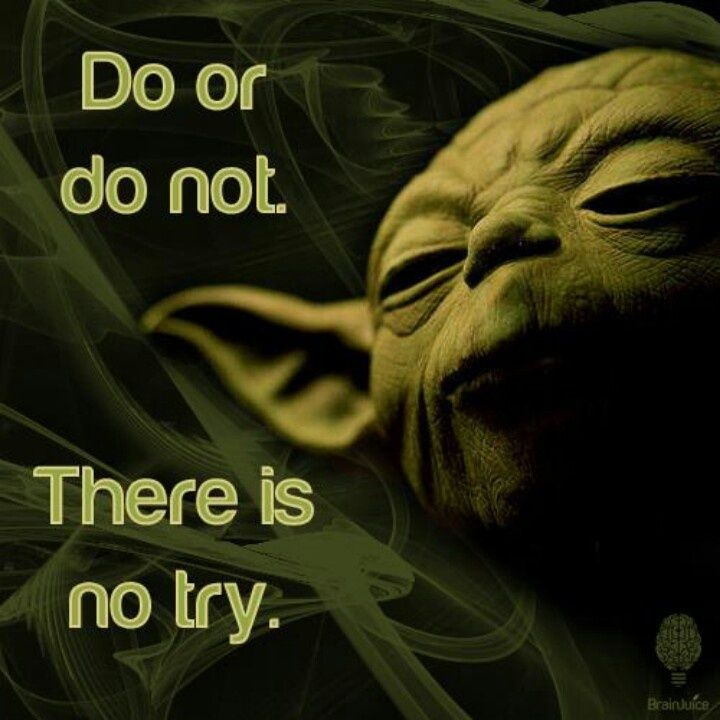 11 Best Wisdom From Yoda Images On Pinterest