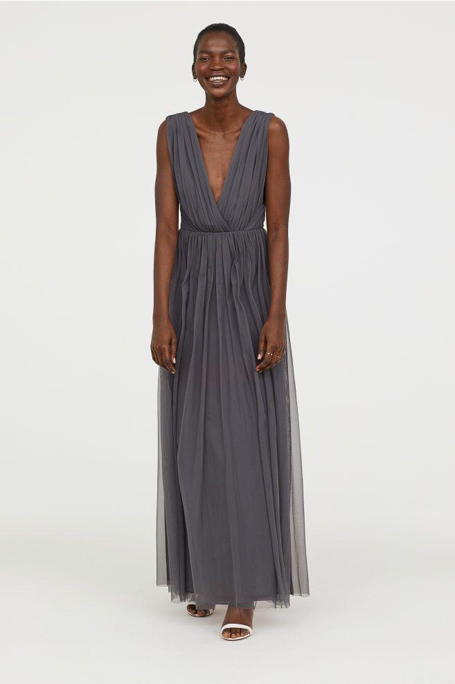 14d74d312acc Long Mesh Dress in 2019 | DB | Mesh dress, Dresses, Summer dresses