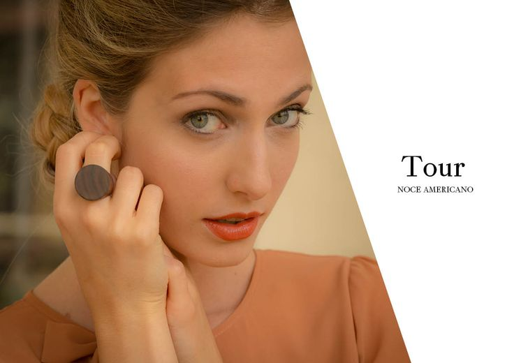 Romantic Colection MIDA morethancold! Tour, Noce Americano! #greensoul #naturallychic #wearringnature #woodrings #midadesign
