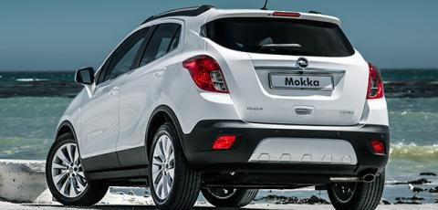 NEW ON THE SITE Save up to R13 420-00 on the ‪#‎Opel‬ Mokka 1.4 Turbo Cosmo auto! Available on www.newcardeals.co.za from R322 080-00.