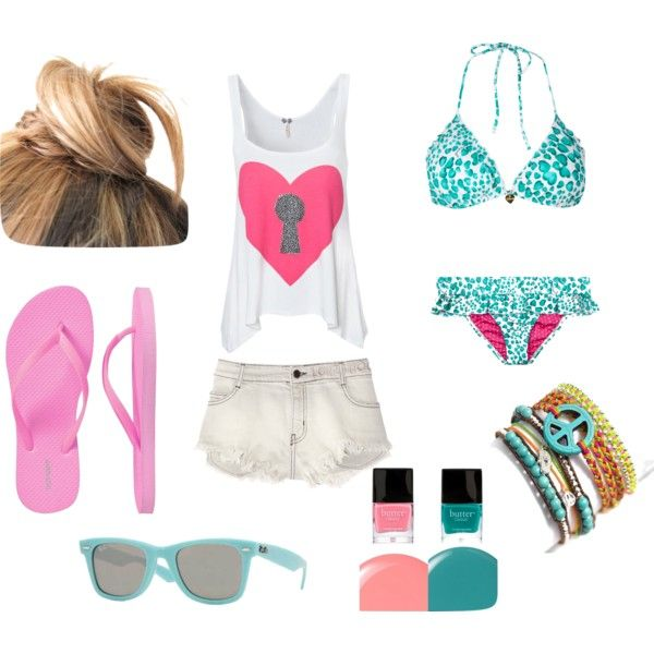 """summer"" by theo-mar on Polyvore"